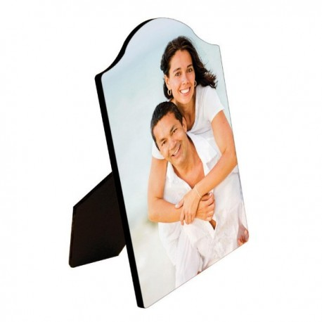 """5"""" x 7"""" Table Top Arched Photo Panel"""