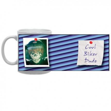 Super Striped Photo Mug